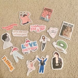 Other - Harry styles stickers